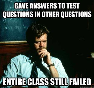 Here's one for instructors & faculty  #sadprofessor meme | Funnies