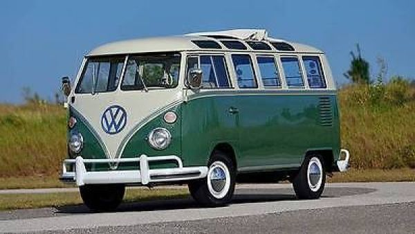 1966 volkswagen bus vanagon bus 1966 vw 21 window samba for 1966 21 window vw bus