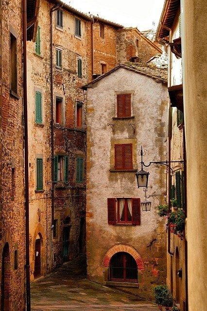 Primavera #Barilla en Italia porque los colores de Toscana son tan relajantes