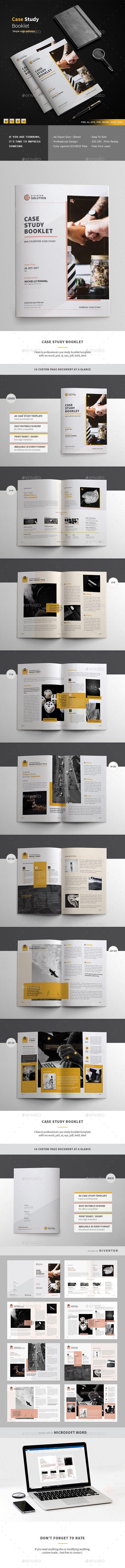 Case Study Booklet   Catálogo