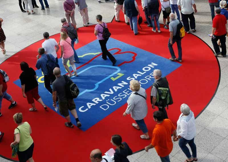 Liveblog persconferenties Caravan Salon 2016 - https://www.campingtrend.nl/liveblog-persconferenties-caravansalon-2016/