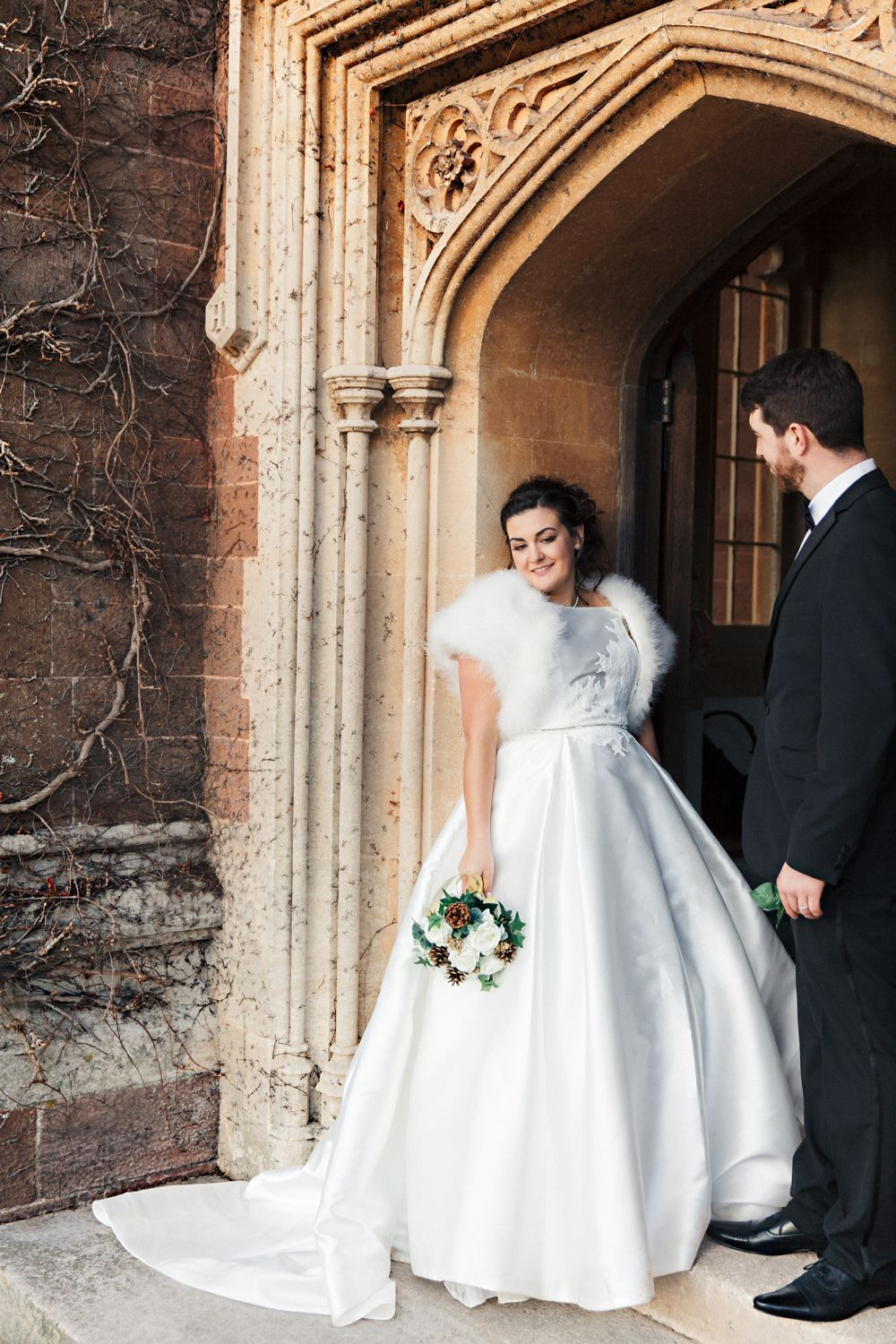 Wedding inspiration for an elegant black tie wedding at st audries