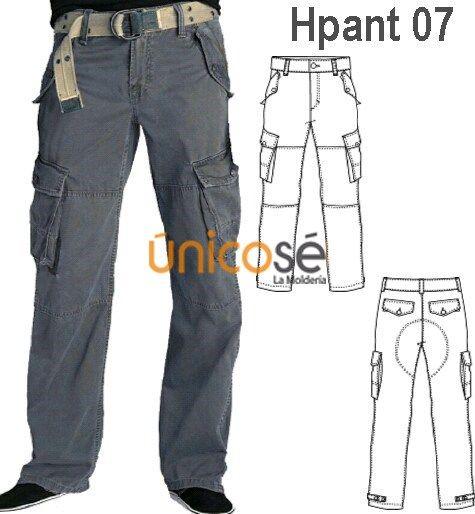 Moldes Unicose Pantalones De Vestir Hombre Pantalones De Trabajo Ropa Casual De Hombre