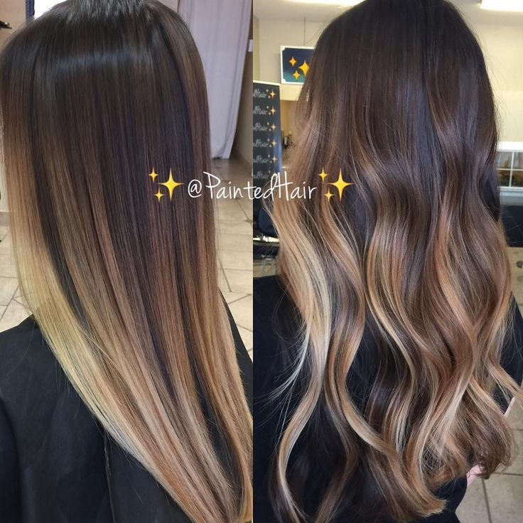 Image Result For Balayage Straight Hair Brunette Hair