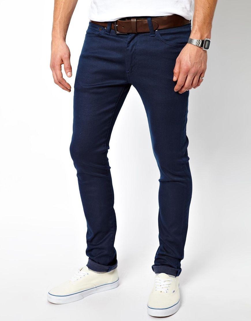 Levi's Jeans 510 Skinny Fit Deep Petrol