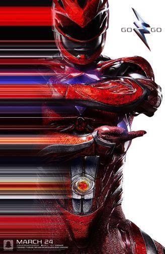 "Power Rangers 24/""x 36/"" Poster"