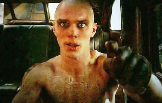 In Fury Road, Nux changes sides, but ultimately preserves what he was taught to value.