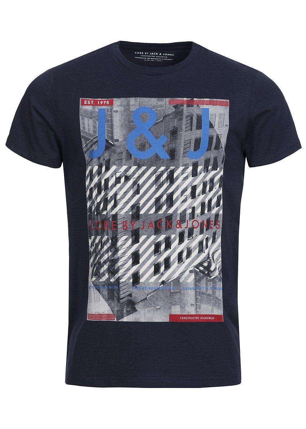 Outlet Fashion Style Mens Jcovana Tee Ss Crew Neck T-Shirt Jack & Jones Explore Online v6JXvk