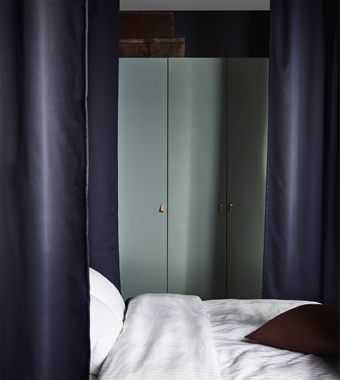 Ikea Bietet Viele Aufbewahrungselemente Fur Das Schlafzimmer An