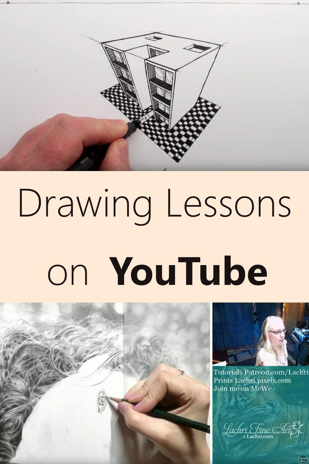 Learn To Draw Online For Free 20 Best Youtube Channels For
