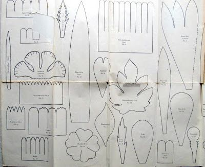 las aventuras de bluegirlxo: 1920 de la vendimia de papel crepé Dennison