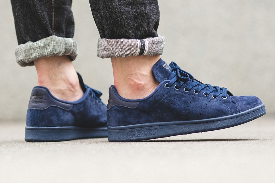Anestésico Desbordamiento Fracaso  adidas Originals Stan Smith: Midnight Blue | Sneakers, Adidas stan smith,  Sneaker head