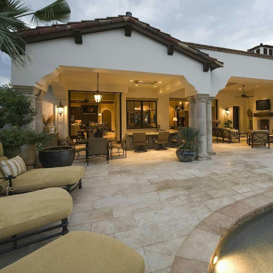 Semi enclosed patio   Patio, Small patio ideas townhouse ... on Small Enclosed Patio Ideas id=56738