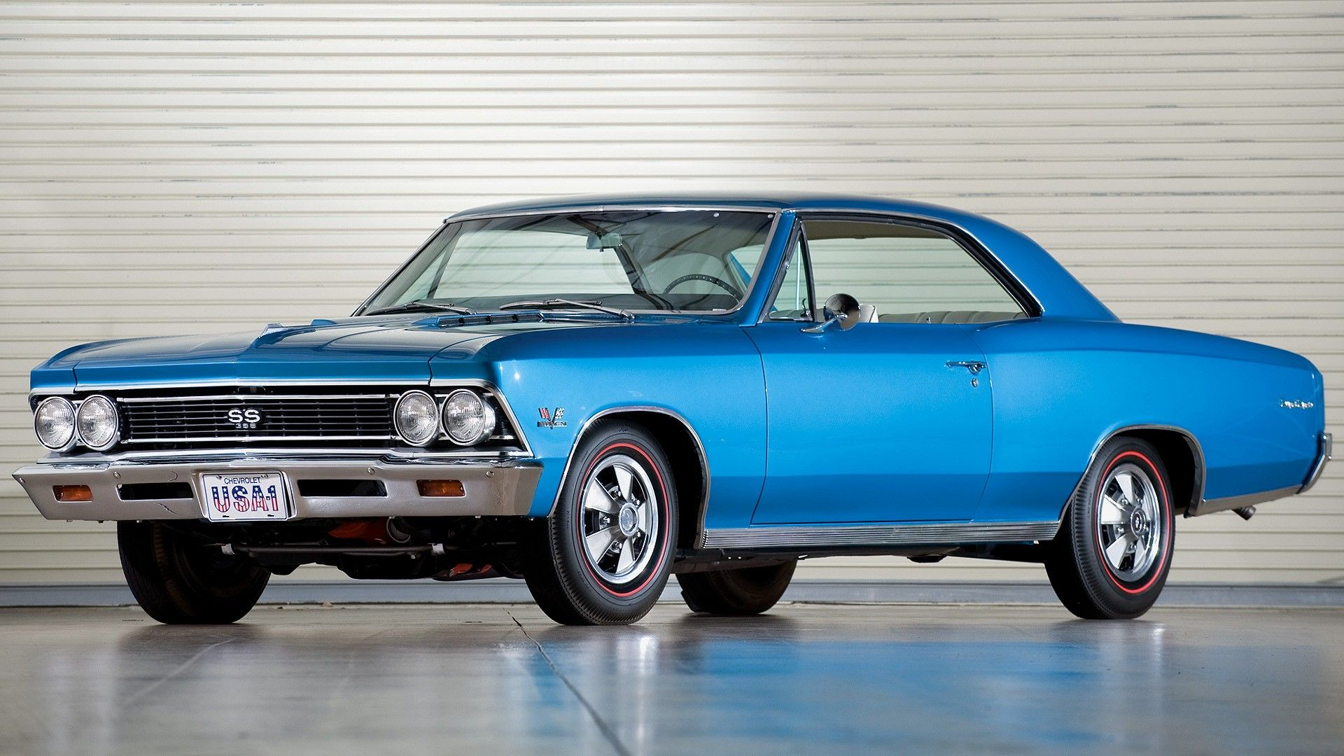 Chevy Ss Classic Muscle Cars | Classic hot rods | Pinterest ...