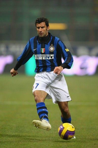 size 40 2adbb 36237 Luis Figo Photos Photos: Inter Milan v Roma - Serie A ...