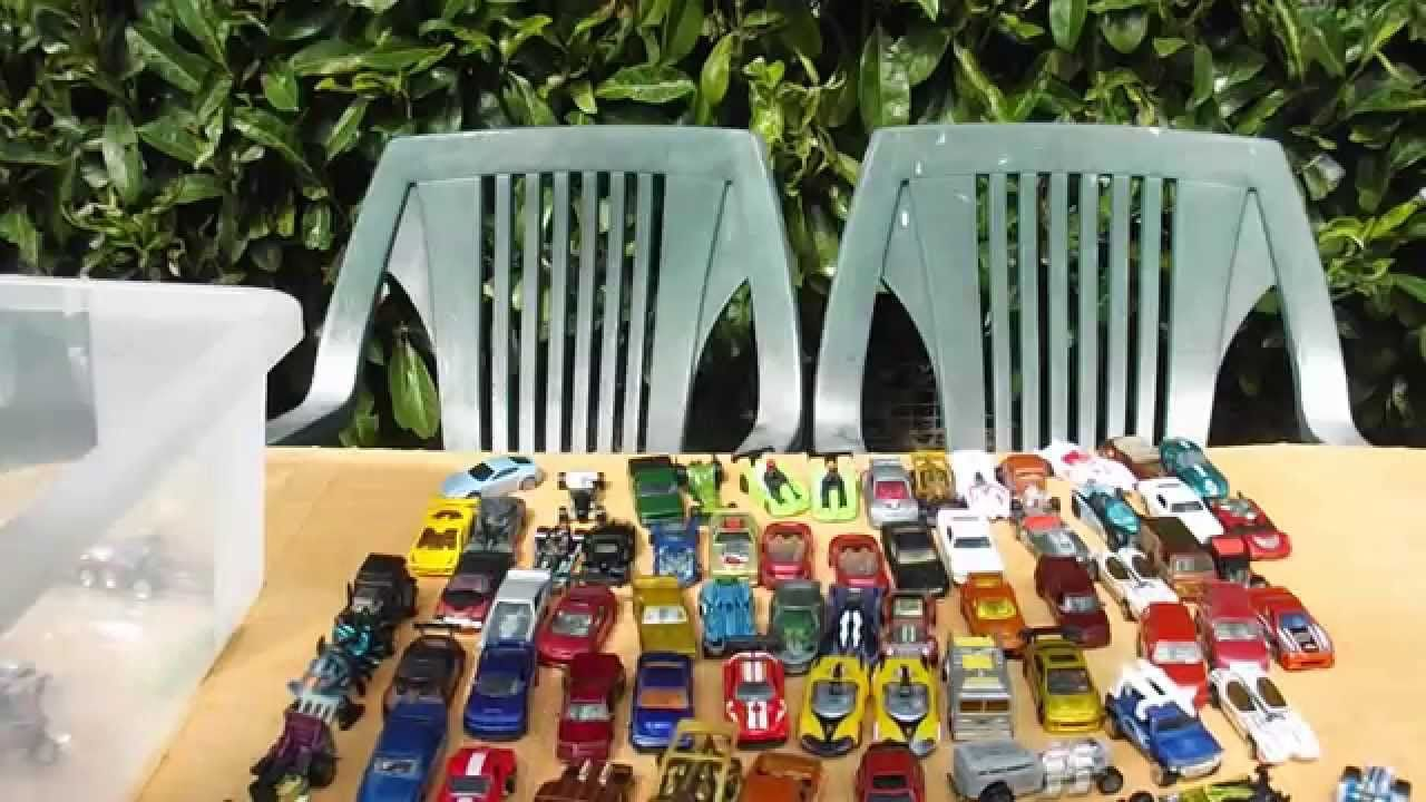 very nice collection of hot wheels diecast cars including muscle ...