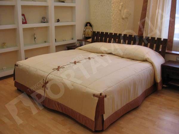 Покрывало чехол на кровать