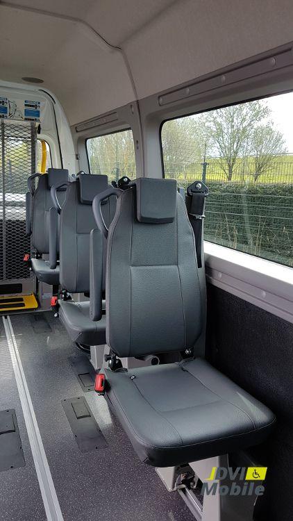 Re Behindertengerecht opel movano für die personenbeförderung schiebetüre trittstufe