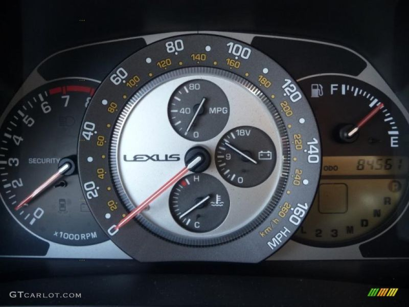 Are 3d Graphics The Next Big Thing Coming To Your Dashboard Lexus Lexus Is300 Dashboard Design