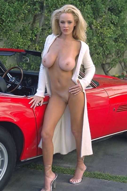 Milf naked on a motorcycle girl