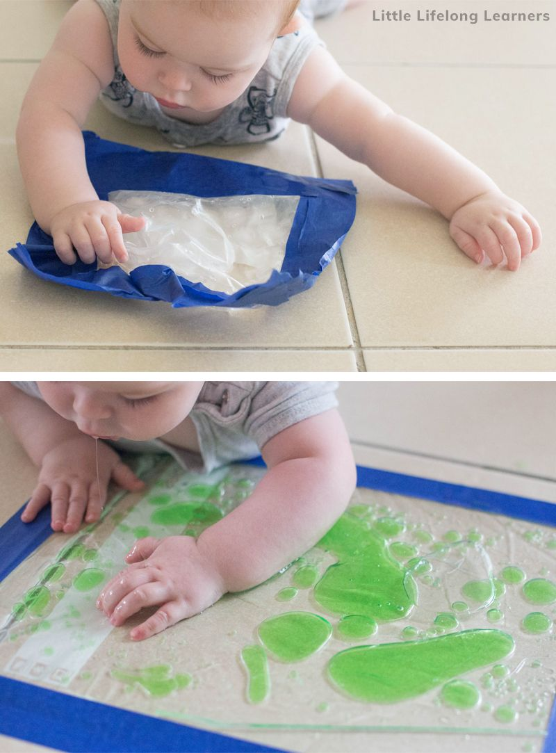 Baby play at 7 months little lifelong learners baby