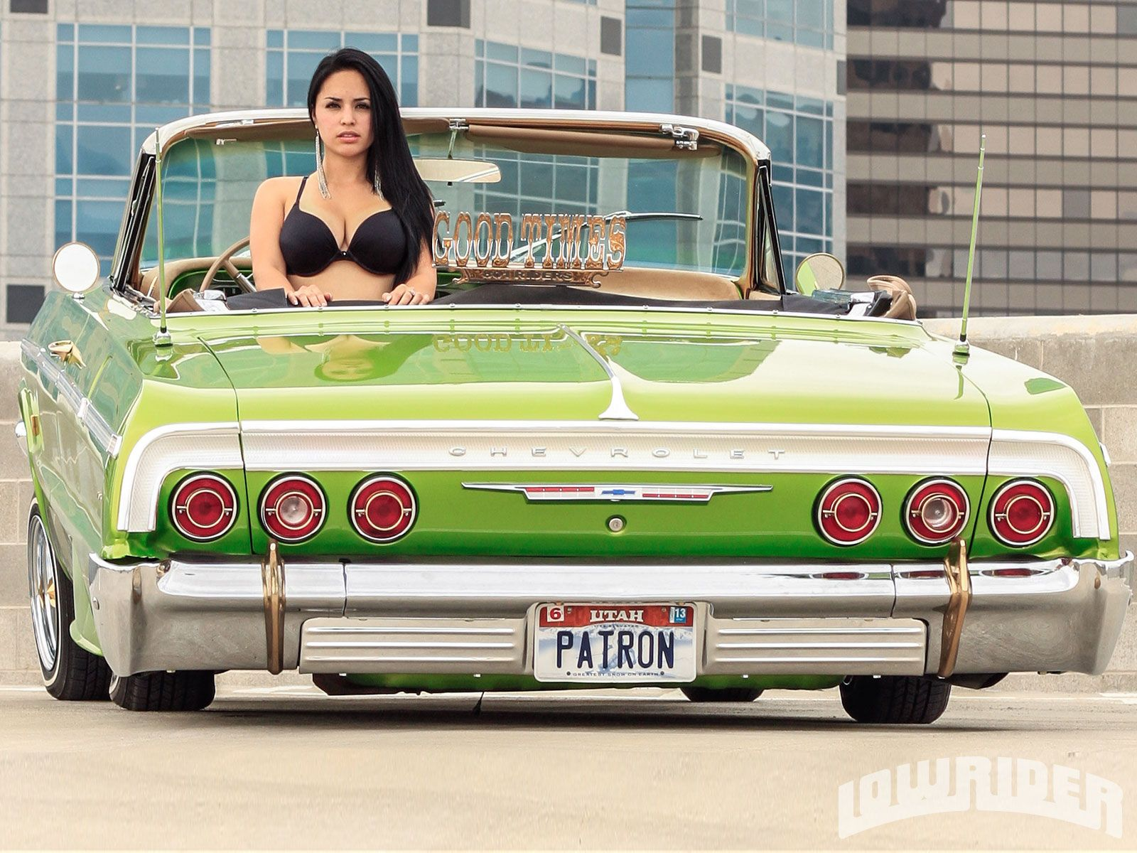 Chevy Impala Convertible 1964 Gabriela Bay Model