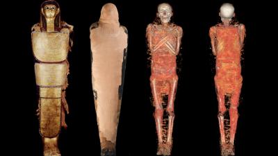 'Autopsia, la historia secreta de las momias', un documental coproducido por RTVE