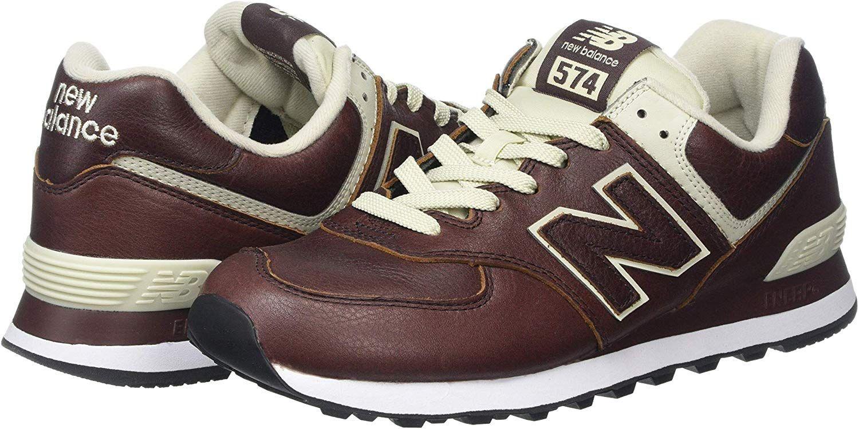 New Balance Herren 574v2 Sneaker Rot (Deep Mahogany/Munsell ...