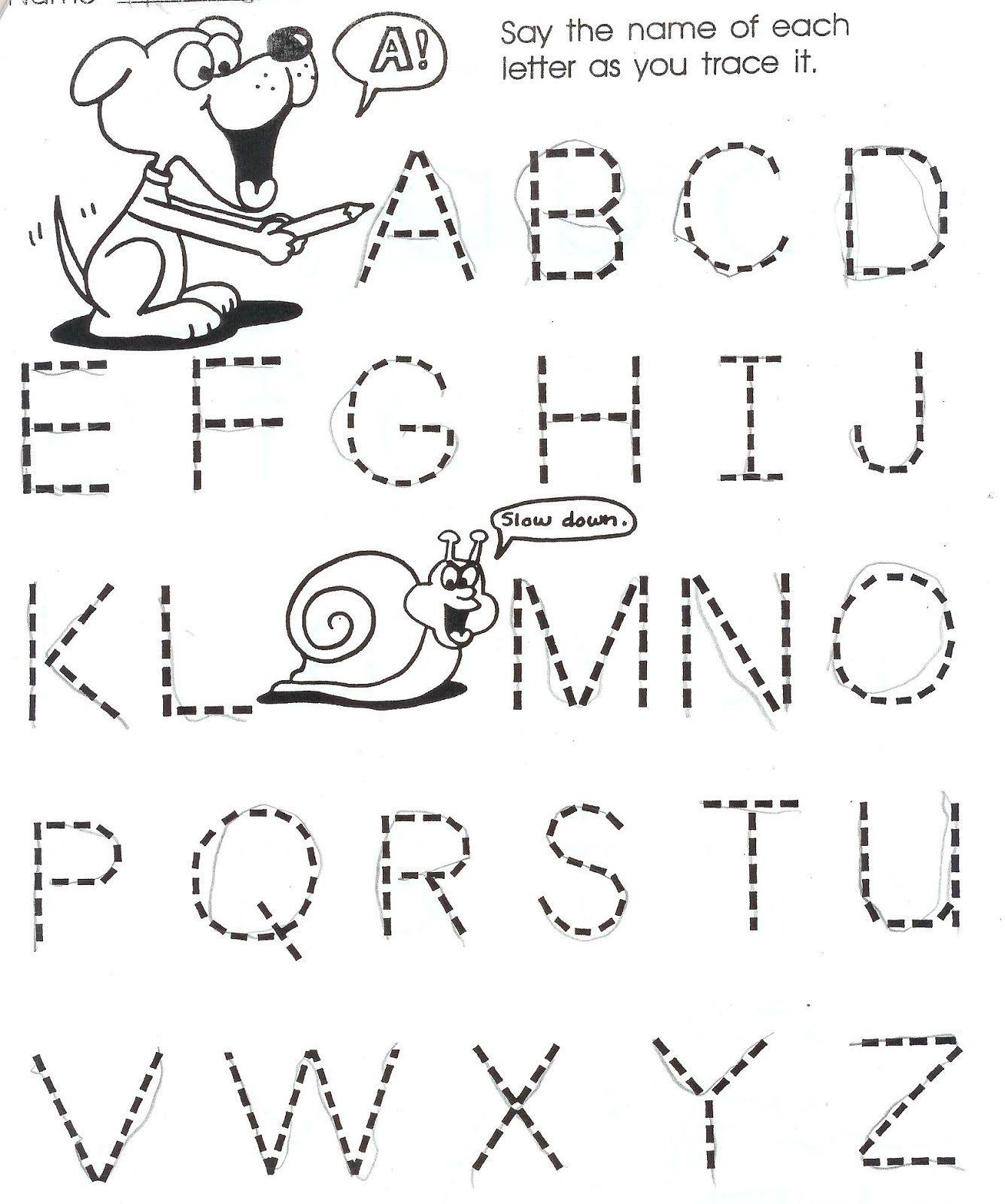 Preschool Worksheets 3 Year Olds In
