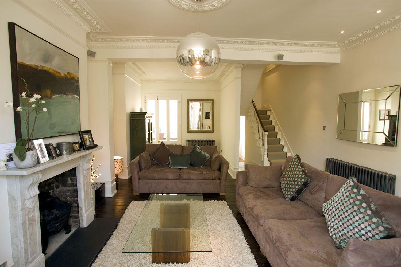 Victorian Living Room Conversion Open Plan Living Room Victorian Living Room Open Plan Living