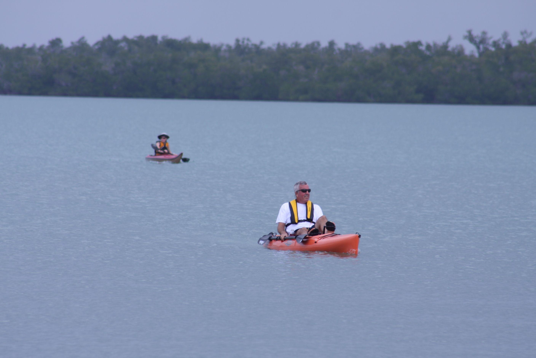 Paddler image by Naples Kayak Company on Paradise Coast