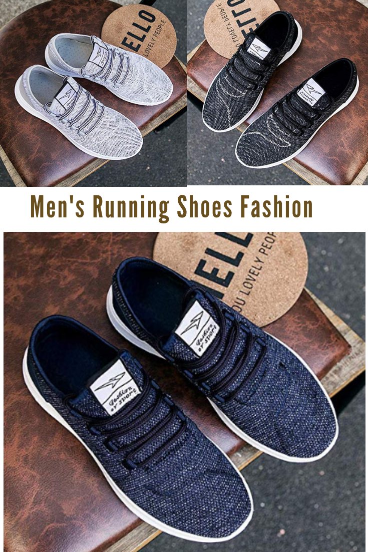 Running shoes fashion, Breathable sneakers