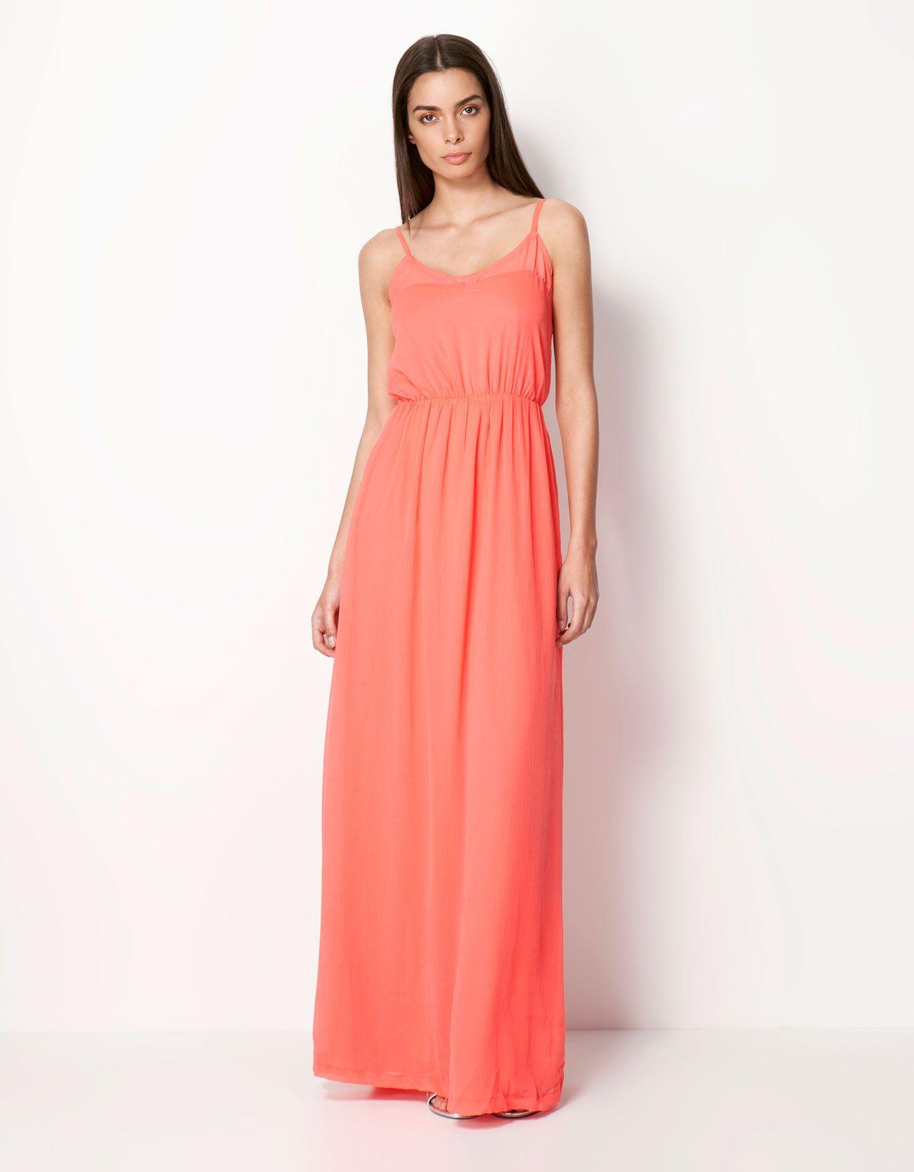 e8d40e672094 Bershka Serbia - Bershka long dress