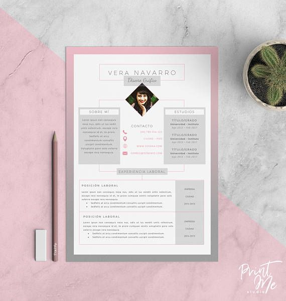 Pin By Andreachiossone On Resume    Cv Template Modern