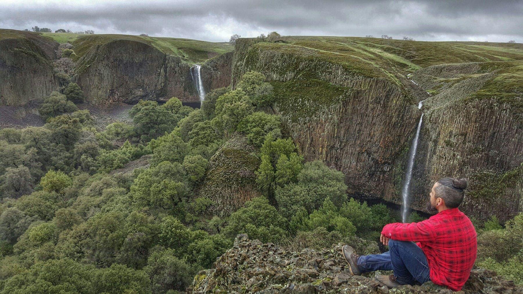Hike to phantom falls california waterfalls places in