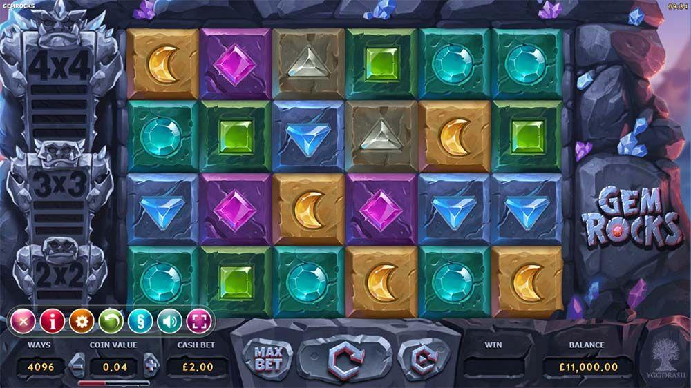 Spiele Gems & Stones - Video Slots Online