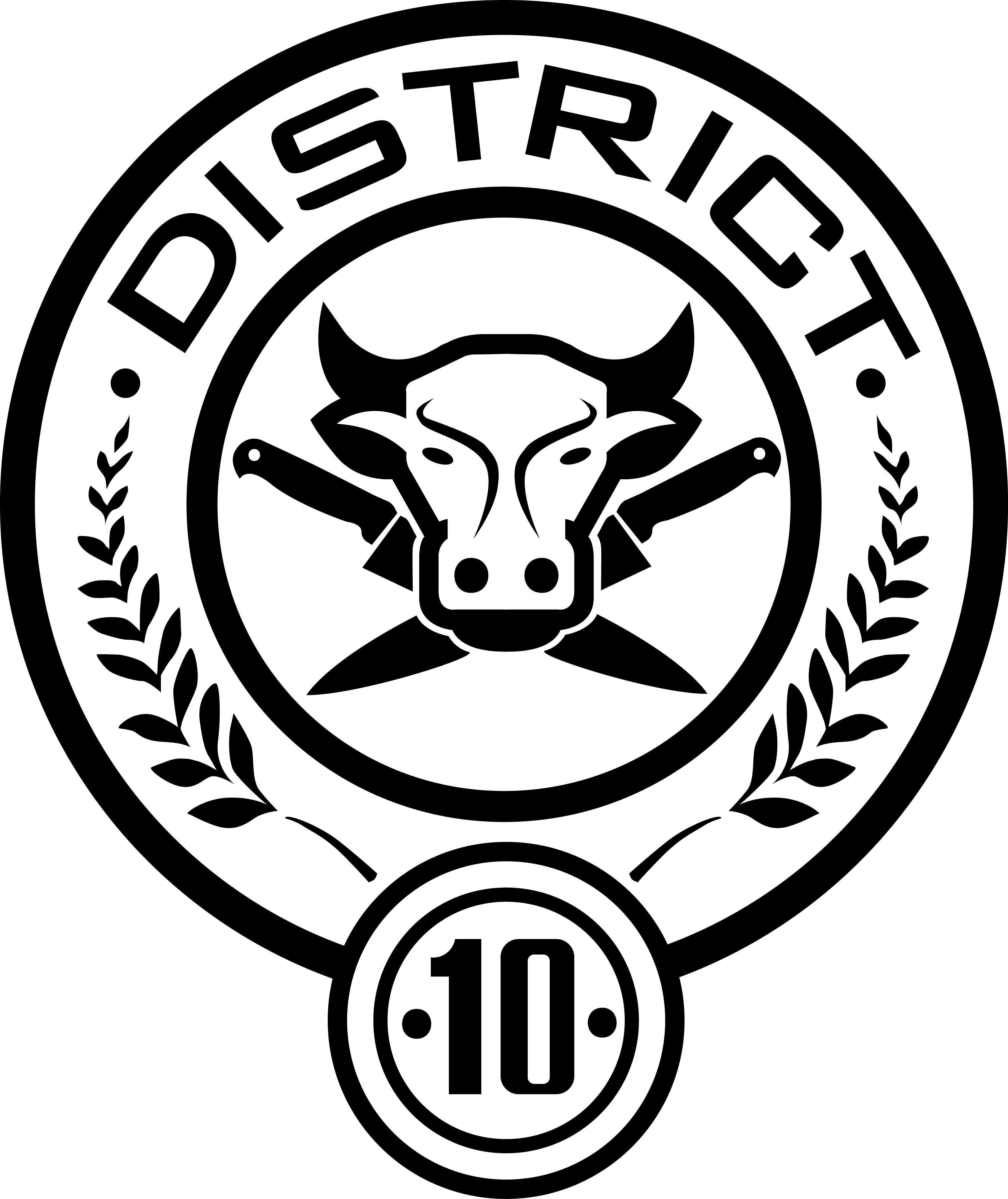 District 10 seal by trebory6iantart on deviantart images for hunger games district 9 buycottarizona