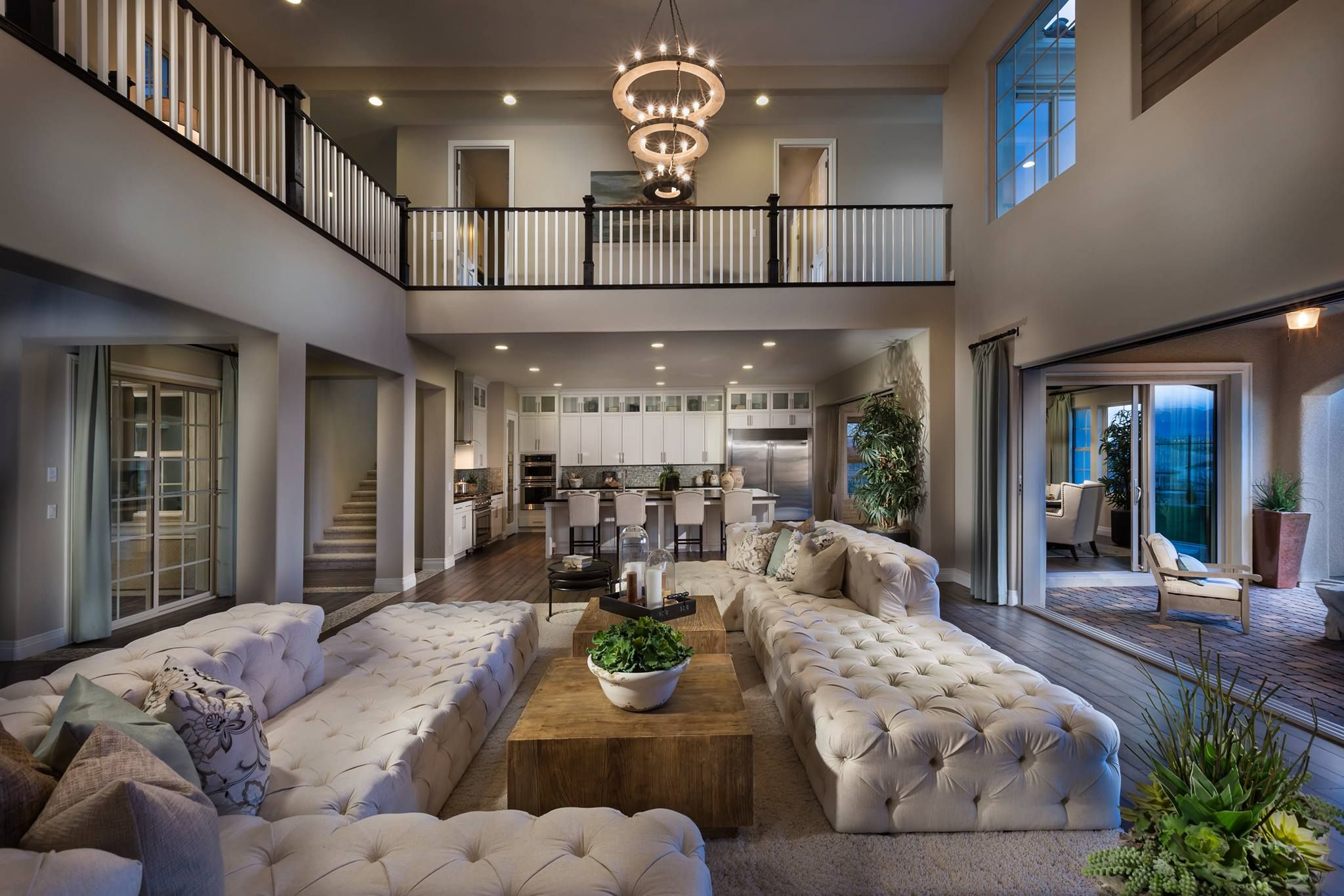 How Would You React If You Had An Open Floorplan Like This One In Las Vegas New House Plans Luxury Homes Dream Houses House Plans