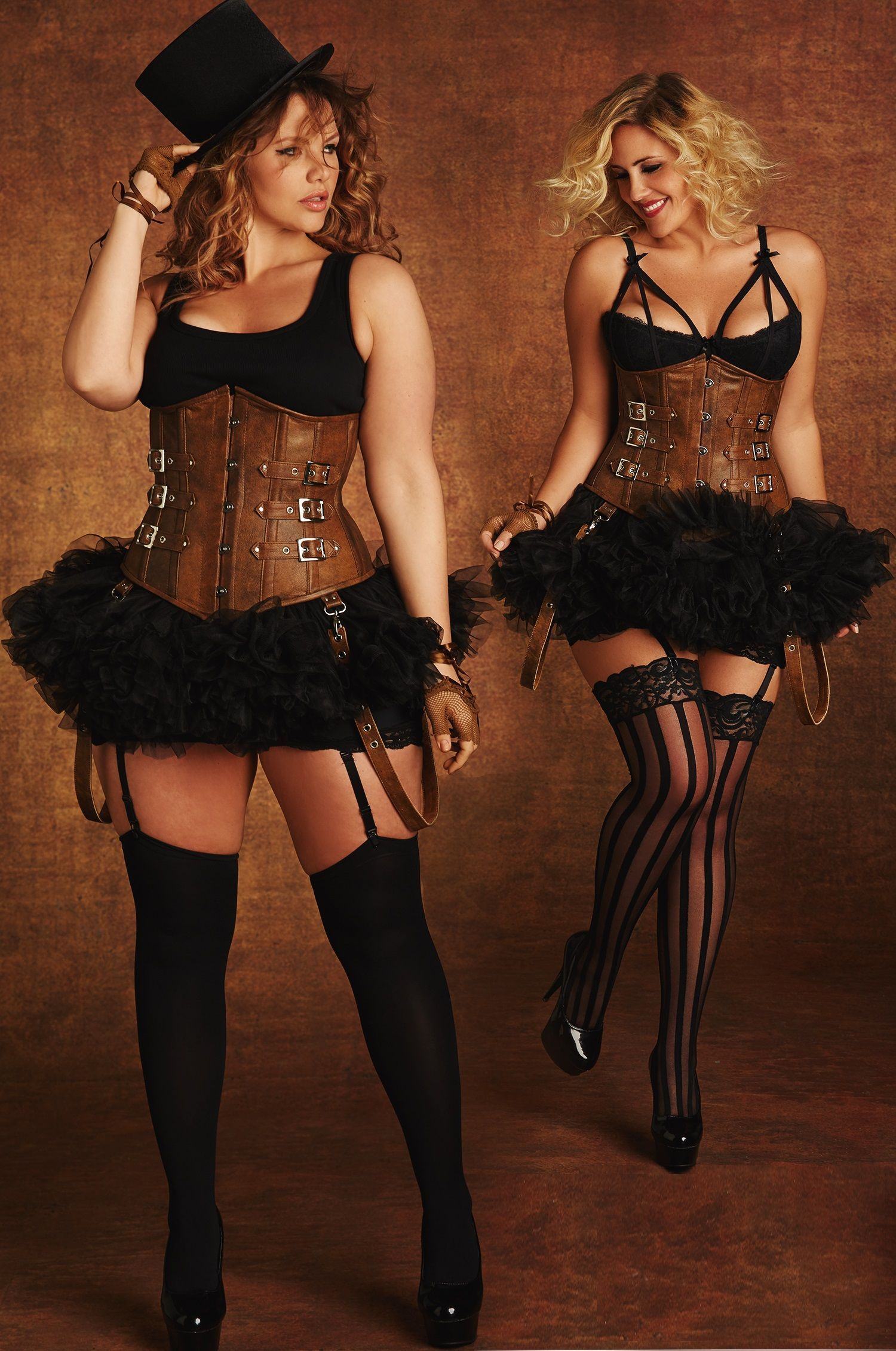 Photo of Steampunk Plus Size Clothing & Costumes