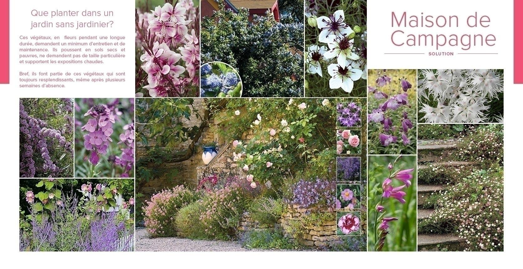 Maison De Campagne Idees Jardin Maison De Campagne Et Jardins