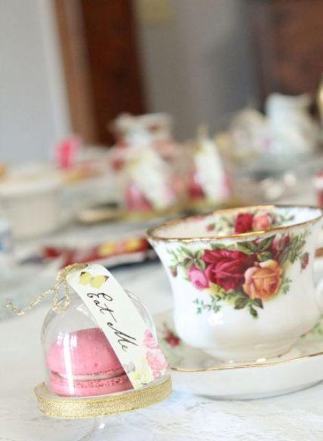 Favors For Alice In Wonderland Bridal Shower Wedding Shower