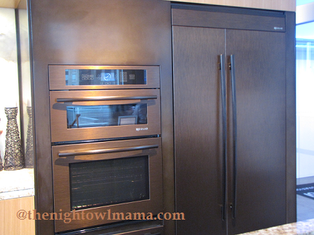 Bronze Refrigerator | Kitchen Renovation With Oil Rubbed Bronze Appliances  | The Burrow | Pinterest | Kitchen Renovations, Galleries And Refrigerators