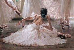 """bscarton: """" """"I love dancing. I think it's better to dance than to march through…"""
