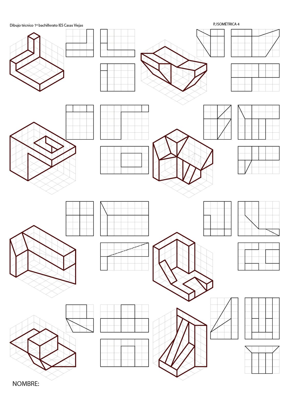 Blog Sobre Dibujo Tecnico De Bachillerato Ejercicios Diedrico Selectividad Clases De Dibujo Tecnico Tecnicas De Dibujo Ejercicios De Dibujo