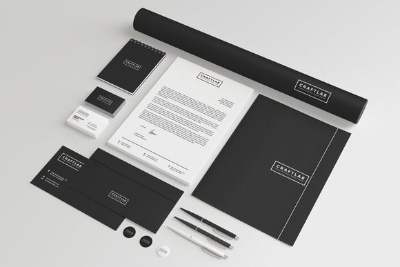 corporate stationery vol 2 by nazdrag on creative templates