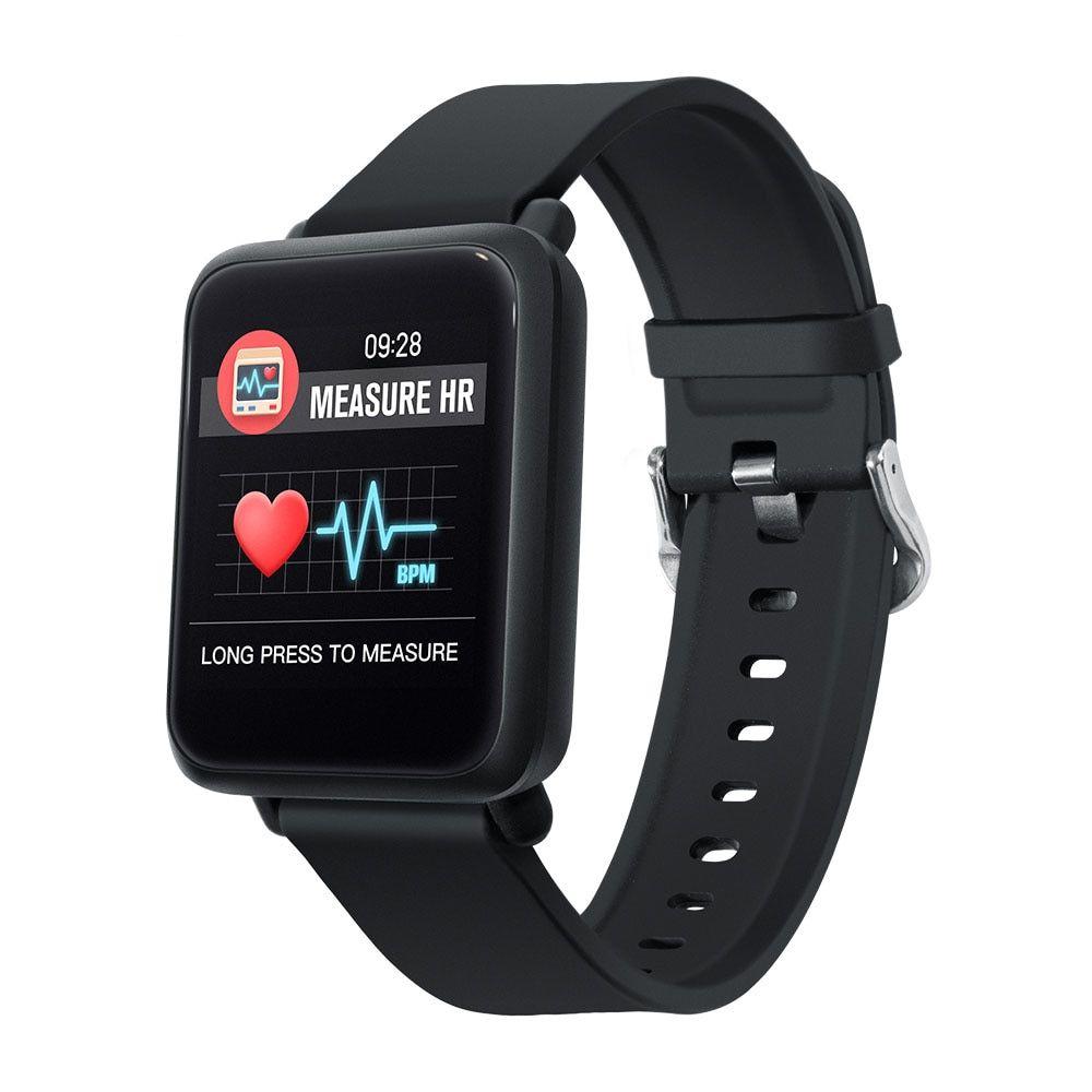 Smart Watch IP68 Waterproof Swimming Heart Rate Monitor