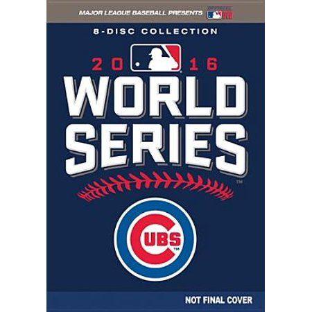 Factory MLB  2016 World Series (DVD) Cubs Gear c5efcb358428