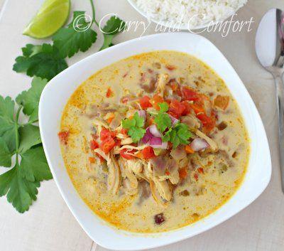 Sri Lankan Mulligatawny Soup #mulligatawnysoup