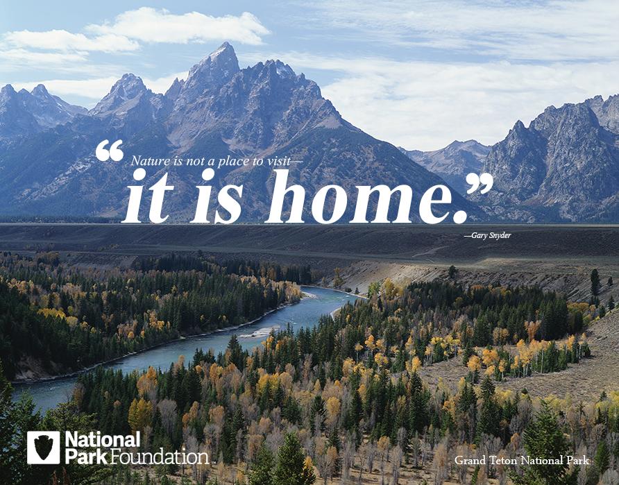 Grand Teton National Park Findyourpark Goparks Nature Adventure National Parks Nature Quotes