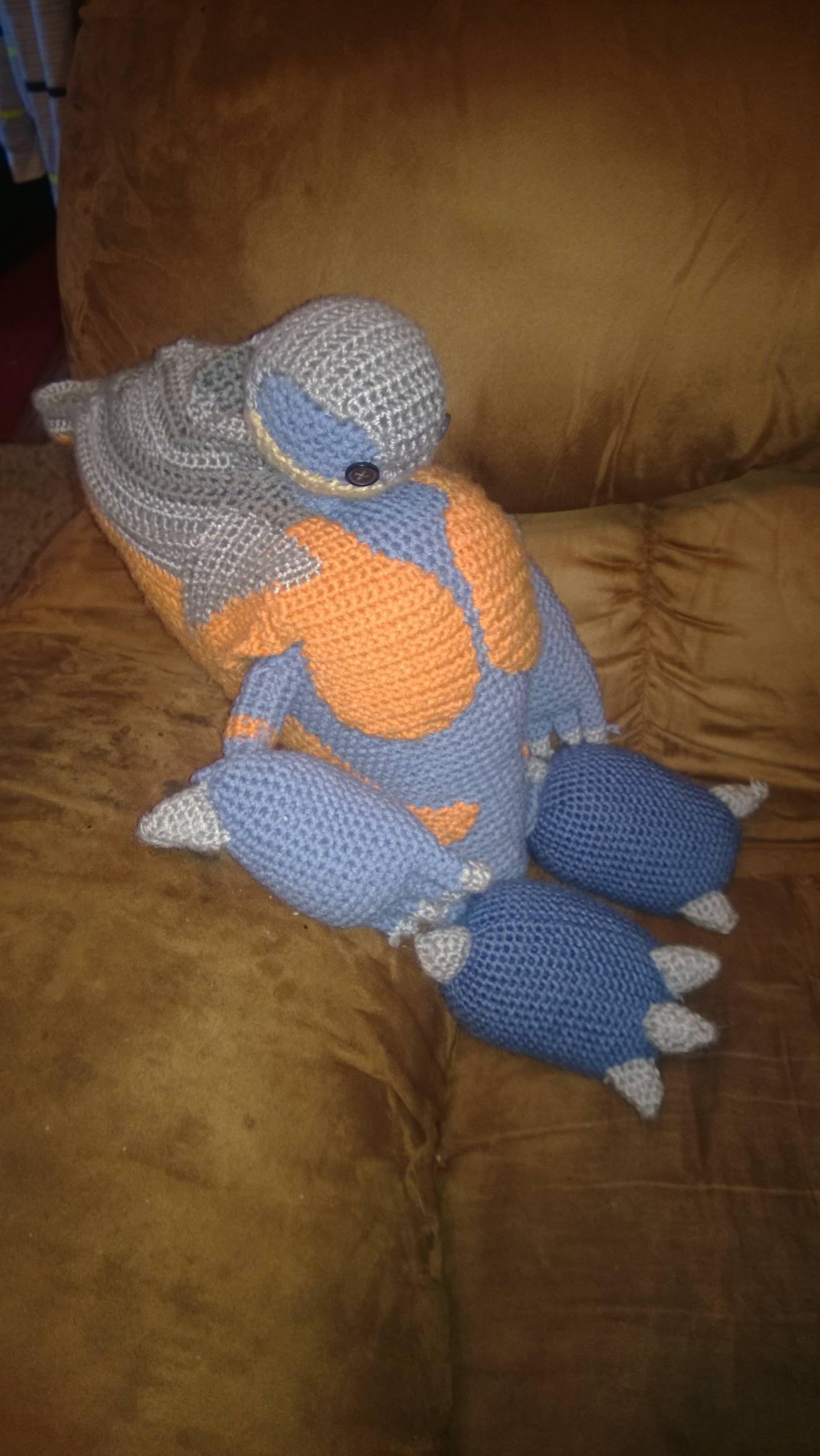 Halo Grunt Doll via Reddit user Parazoan Geek crafts